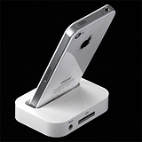 Audio base of the charger cellphone data Apple iphone3GS4 4S5 universal pedestal
