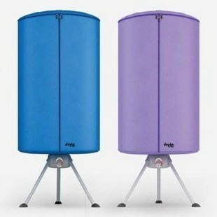 Small Jingbao double home with towel rack dryer upgrade to RR60-00 heater special (Color classification:Violet)
