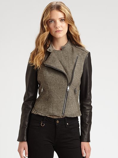 Короткая куртка   Burberry Brit Elington Jacket