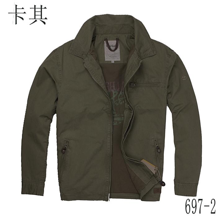 Куртка Timberland Хлопок Отложной воротник Повседневный стиль