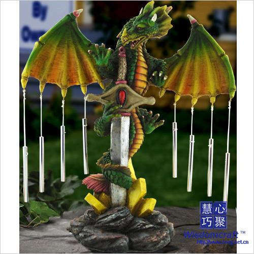 Оригинальный подарок Динозавр творческие украшения украшения украшения колокола