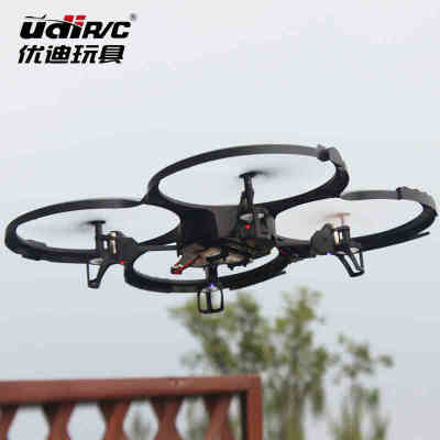 You Di U818A large remote control aircraft shatterproof quadrocopter aerial remote control helicopter toy plane