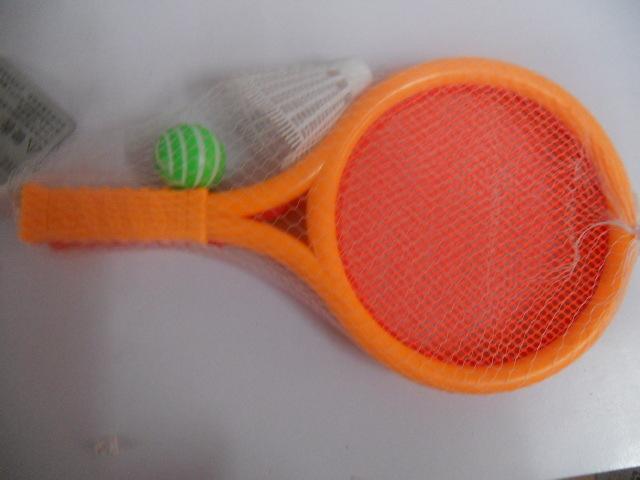 Монополия Пластиковый теннисную ракетку / 2 + 2 beat /