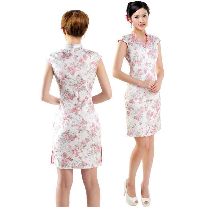 Платье Ципао Popular Bride b5009 2012