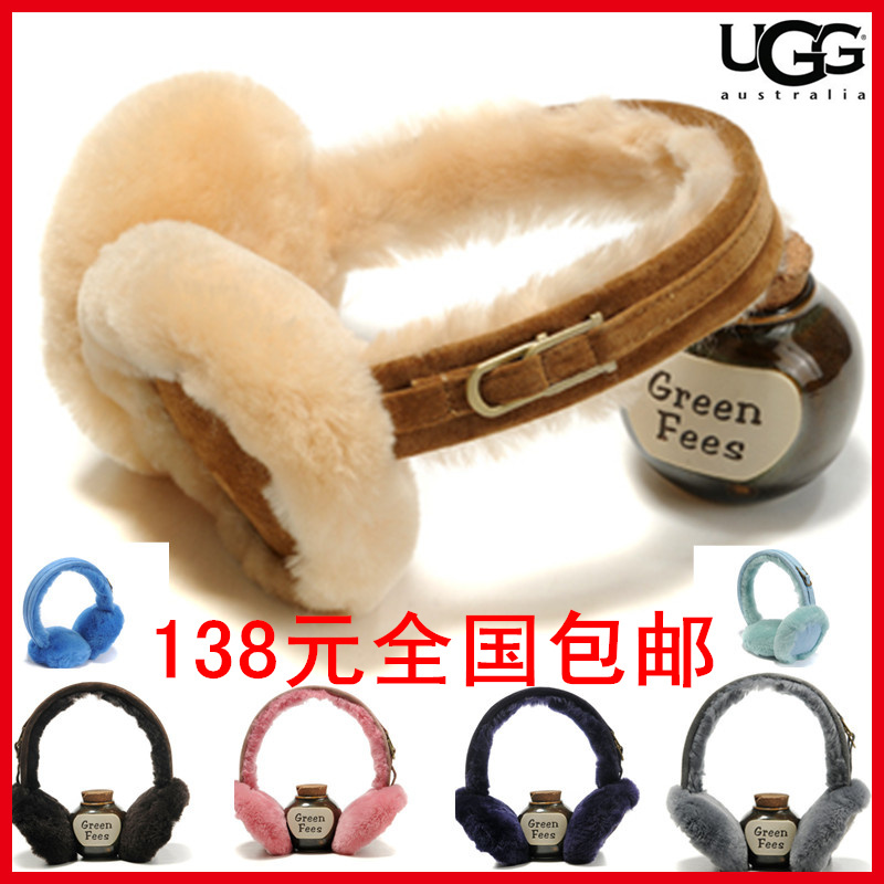 Меховые наушники American and European brands UGG UGG
