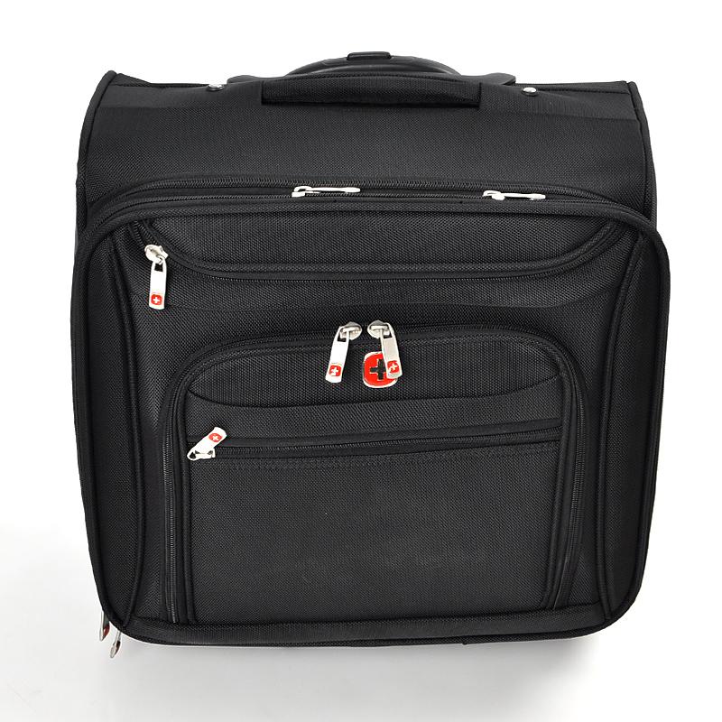 Дорожная сумка MGM аутентичные кабина тележки дело чемодан багажа 16-дюймовый PC Камера тележки дела