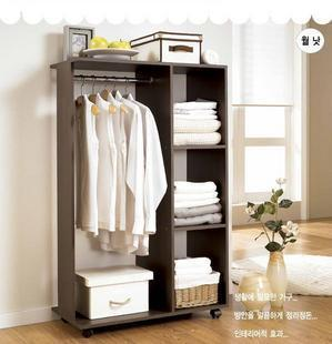 Ya Fei, Zhejiang Youth plate wardrobe closet particle board cabinets minimalist Ikea Furniture