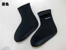 Dot MANNER diving non-slip socks more warm winter swimming leg warmers products gloves QPM19 diving stockings
