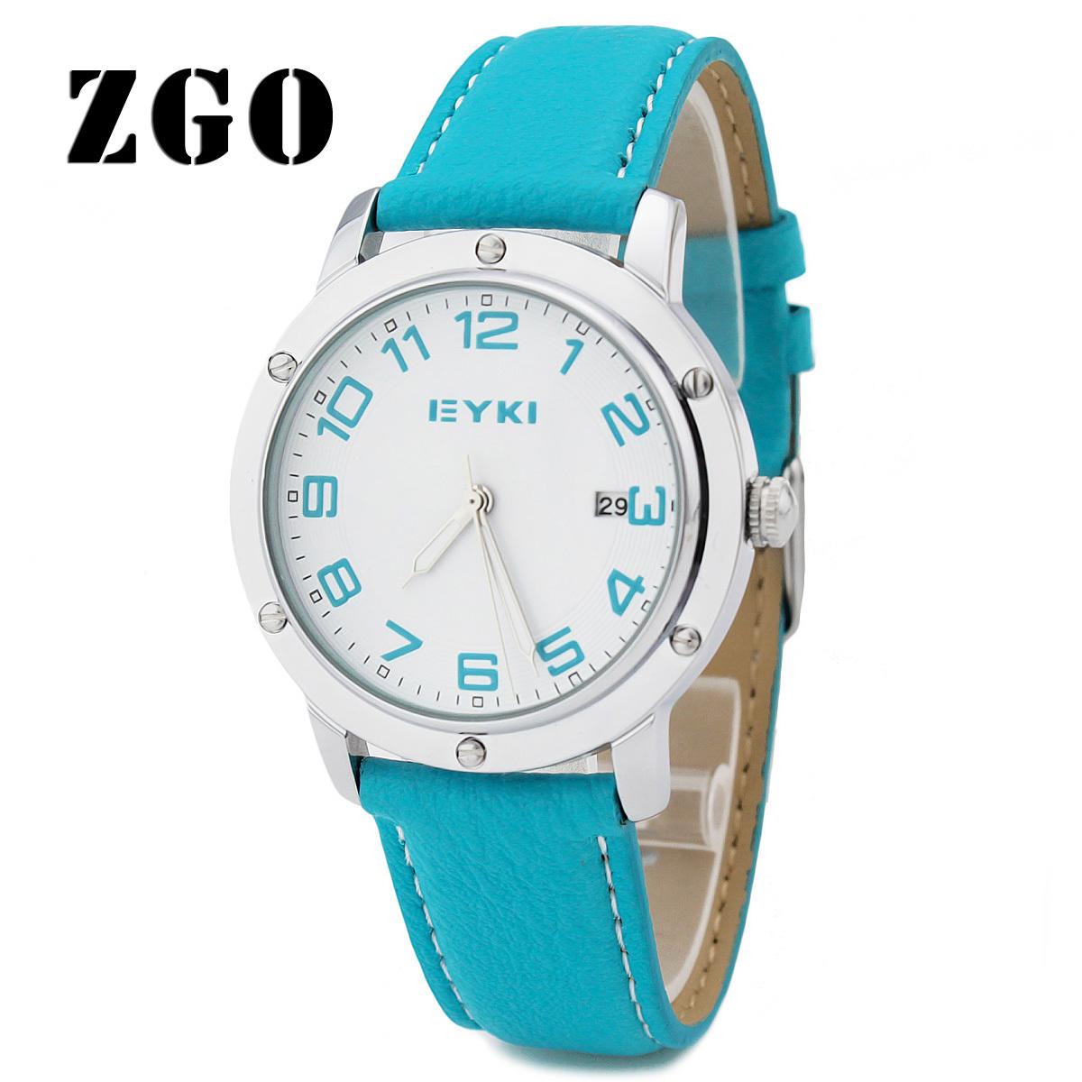 Часы Eyki Кварцевые часы Нейтральная форма Китай 2012