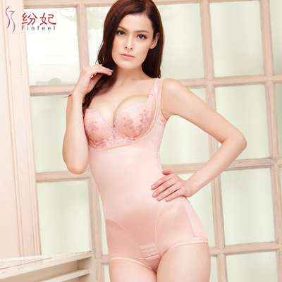Fun Princess Alice Ms. Seamless breathable comfort thin section Siamese girly underwear corset Body Shoufutitun