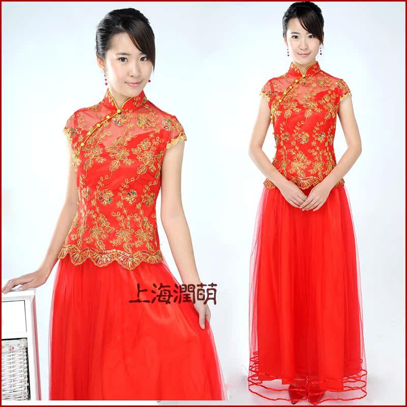 Платье Ципао Yun Meng qh09020