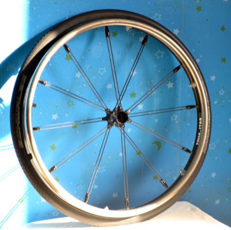 Комплектующие средства для Инвалидных колясок Гольц Твин звезды колеса инвалидной коляске после инвалидной коляске колеса инвалидной коляске аксессуары (твердой складной HD)