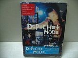 米兰演唱会Depeche Mode Live In Milan 2DVD+CD欧版原未拆DVD284