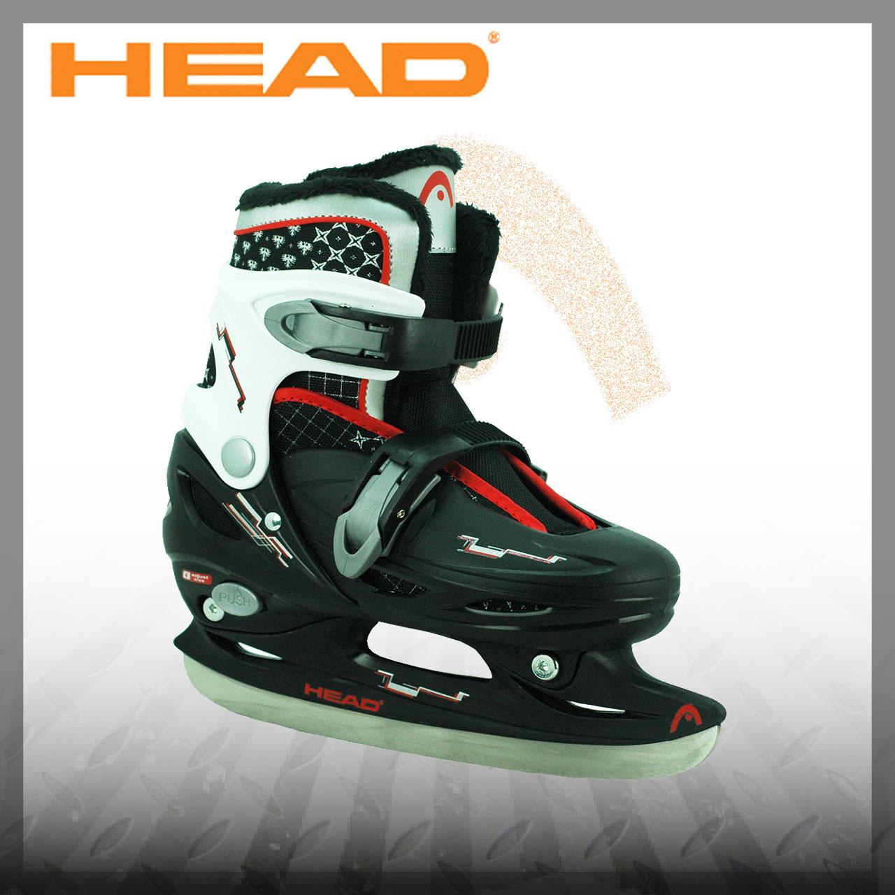Коньки   HEAD COOL B.12-W2 JR 38