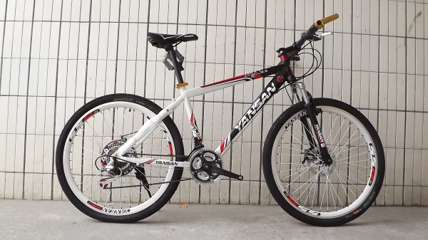складной велосипед Yen/shan gz0107 26 2.0D