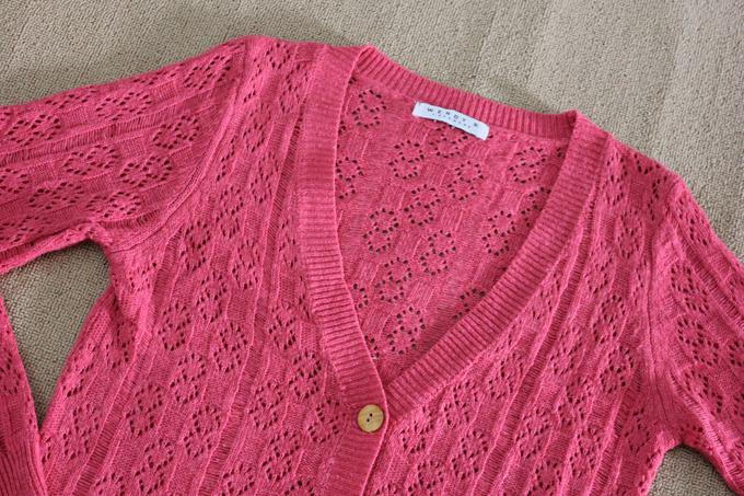 Свитер женский Экспортируйте оригинальный арбуз красный раздалбывают вязаный свитер v шеи джемпер свитер пальто 0,25 кг другие длинный рукав V-образный вырез