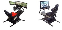 Blue tiger BlueTiger simulator BLRETIGER racing car seat steering wheel display