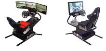 Blue tiger BlueTiger simulator BLRETIGER racing car seat steering wheel display