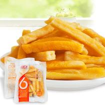 连城红心独立脆薯条500g红薯番薯干休闲办公零食香脆地瓜干