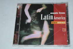 日版拆封 L666 MUSIC FROM LATIN AMERICA