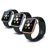 热款A9智能手表蓝牙手表接听电话兼容IOS系统可测心率手环计步表
