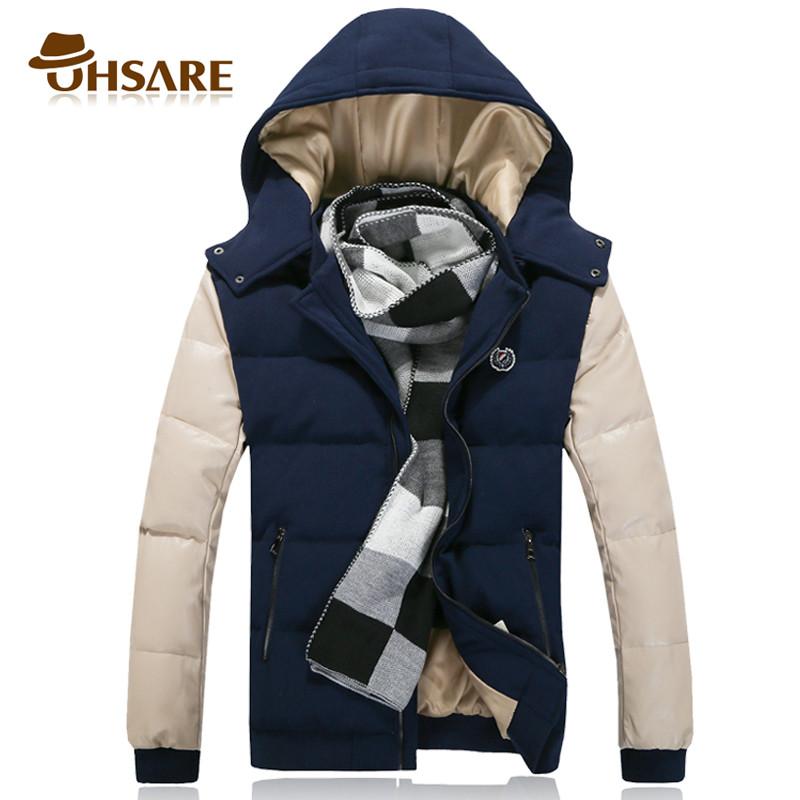 2015男士冬装加厚羽绒服冬季青年韩版修身短款大码潮男装外套清仓