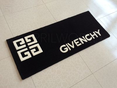 Tide brand Givenchy household carpet / handmade acrylic thickening / bedside blanket / living room / bedroom / sale
