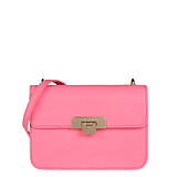[ Poly ] Charles & amp; amp; Keith compact fluorescent color candy colors hand Messenger Handbag CK2-70700030