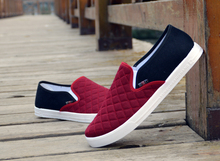 Autumn/winter 2014 fall man authentic old Beijing cloth shoes comfort a man pedal lazy low help shoes breathable sandals
