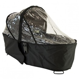 Mountain Buggy duet carrycot plus睡篮 雨罩配件CCPDSC