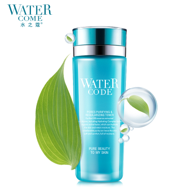watercome water Kou clean muscle pores pure water conditioning 120ML pores Oil Control Lotion