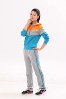 橙火服装 秋冬装 校服 园服 小学老师工作服 教师服 运动服
