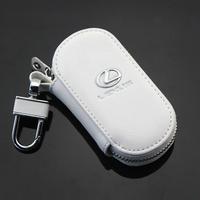雷克萨斯钥匙包ES250RX270ESLXGX400CT200专用真皮遥控器保护套