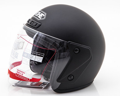 Free shipping Eternal helmet motorcycle helmet electric car helmet warm winter helmet half helmet male Ms. YH-883