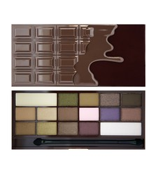 英國Makeup Revolution Heart Chocolate 朱古力眼影盤 現貨