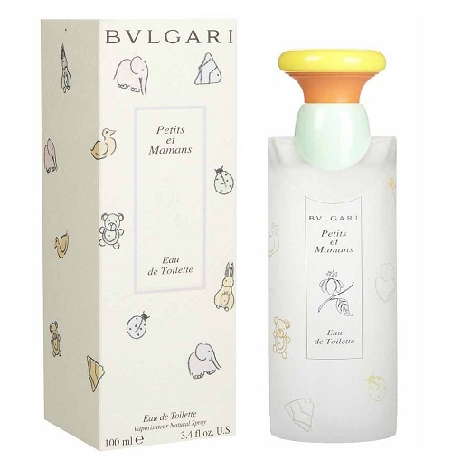 Perfume Sweet Sweet Baby Bvlgari Bvlgari Petits Et Mamans 100ml