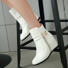 冬天短靴中学子女女鞋初中棉鞋学生学生生靴排名高中河南省初中图片