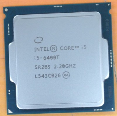英特尔/intel i5 6400 CPU 14NM Skylake 散片 1151针 DDR4 全新