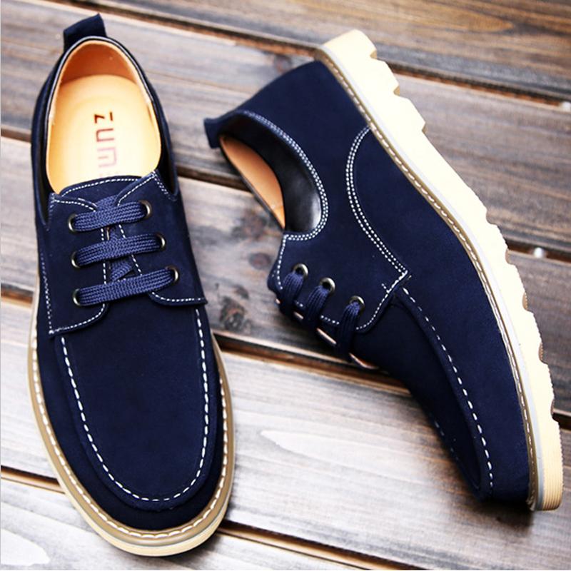 板鞋男鞋秋季潮鞋2015新品运动鞋子男士休闲鞋男真皮英伦休闲皮鞋