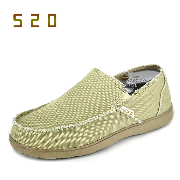 Classic card Luo hereby men's shoes shoes canvas shoes shoe lovers deep foot pedal leisure shoes old Beijing cloth shoes