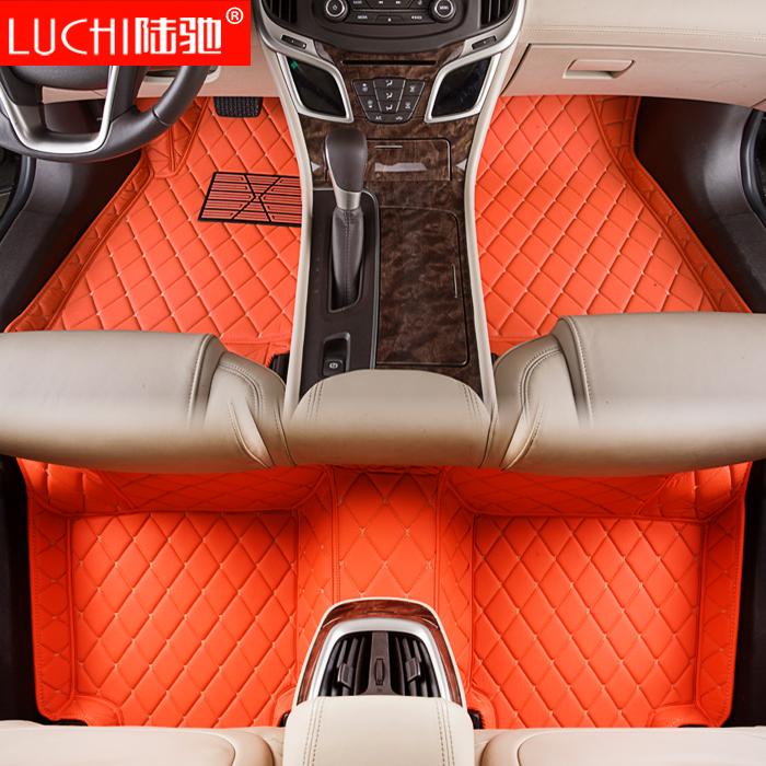宝马5系3系X1X3X5朗逸途观帕萨特迈腾奥迪A4LA6LQ5全包围汽车脚垫
