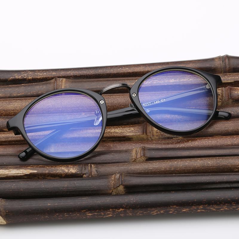 近视镜防辐射防蓝光眼镜抗疲劳电脑护目镜 游戏电竞男女潮平光镜