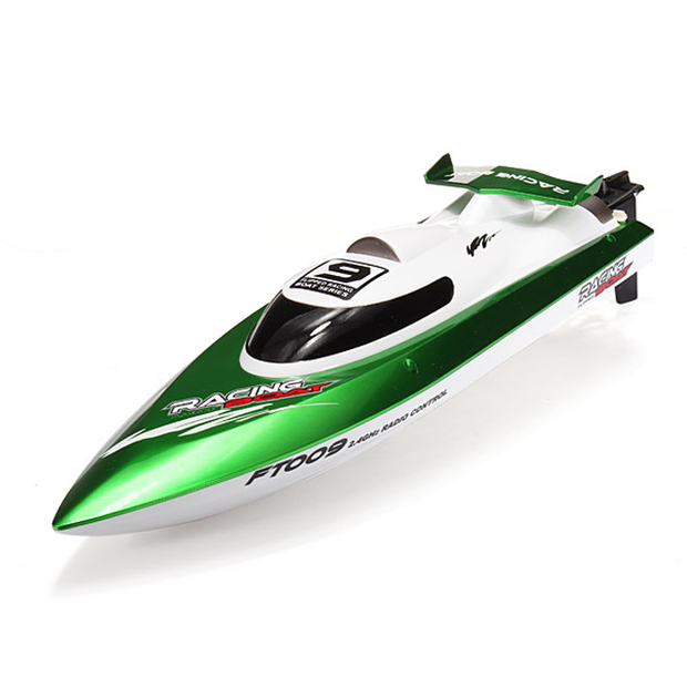 3 for Green boat and motor