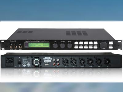韻樂x3/x5專業ktv前級卡拉ok混響防嘯叫效果器 音頻處理器抑制器圖片