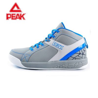 Pick / PEAK basketball shoes men genuine discount of basketball shoes to help men's slip resistant athletic shoes E03241A