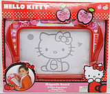 IMC HELLO KITTY 凯蒂猫磁性画板写字板 儿童文具手提式绘画板