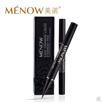MENOW Miele water liquid eyebrow pencil waterproof durable genuine mail Korea imported raw 1.2g