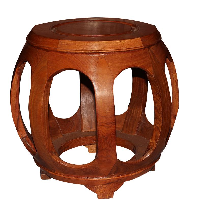 花梨木凳子 红木凳子凳 板凳 圆凳 矮凳 创意凳 小圆凳创意