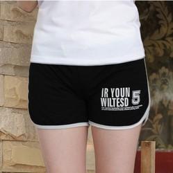 [最后一回] 新款2015韩版糖果色超短裤夏女休闲居家大码热裤百搭瑜伽运动短裤