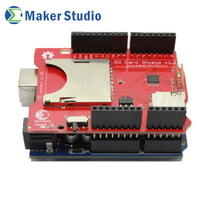 [Maker Studio] Arduino SD Card Shield 扩展板 送原理图